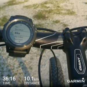 GARMIN fenix 3 BIKE Makedonija