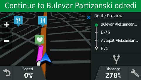 GPS Навигација